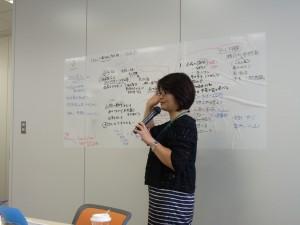 F吉崎が参加したWBMトレーナー講座でのちょんせいこさん